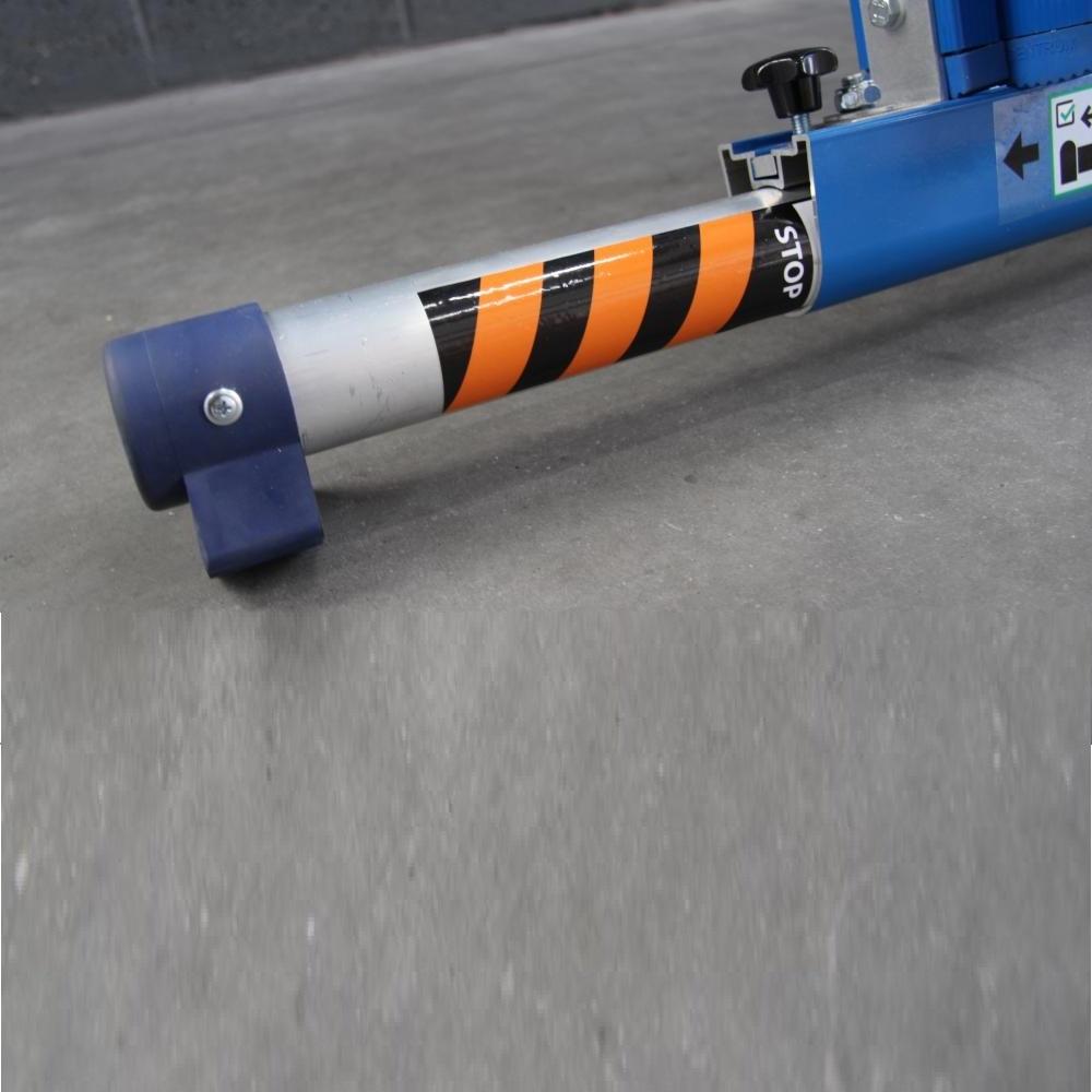 ASC ASC XD Anlegeleiter 2x8 Sprossen mit Traverse