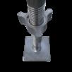 ASC Aluminium voetspindel (4 stuks)