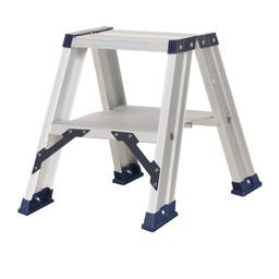 Das Ladders Das Hercules ano marchepied double 2 x 2 marches DT2A