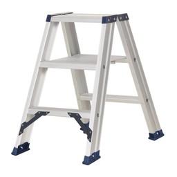 Das Ladders Das Hercules ano Stehleiter beidseitig begehbar 2 x 3 Sprossen DT3A