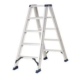 Das Ladders Das Hercules ano dubbele trap 2 x 5 treden DT5A