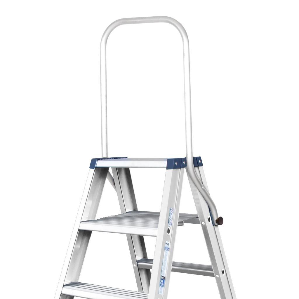 Das Ladders Das Hercules ano dubbele trap 2 x 10 treden DT10A