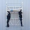 EuroScaffold Kamersteiger breed 135x190 werkhoogte 4,70 m