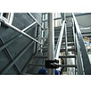 ASC ASC XSS Tower werkhoogte 8,20 m + trappenset