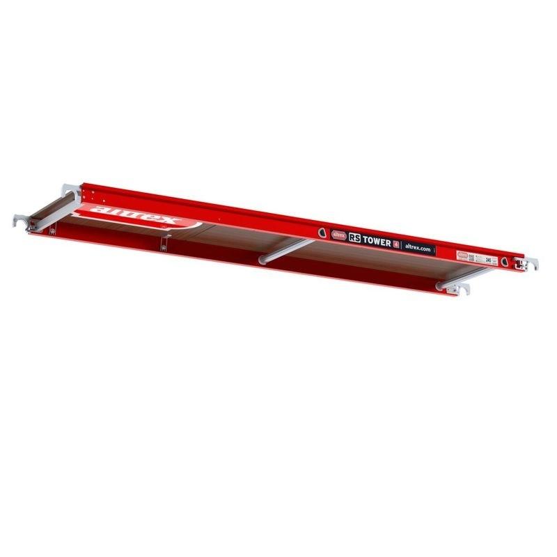 Altrex Altrex RS5 rolsteiger houten platform 245