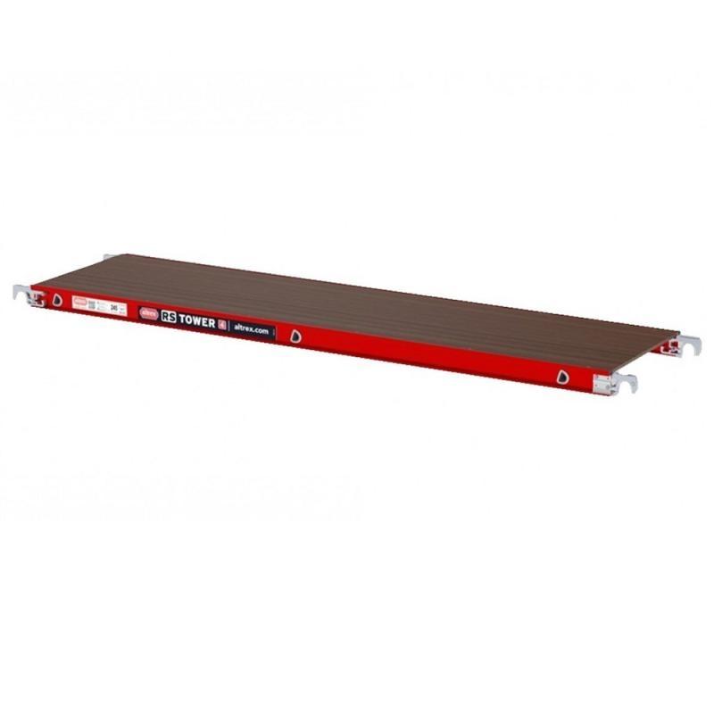 Altrex Altrex RS5 Plattform 245 Holz