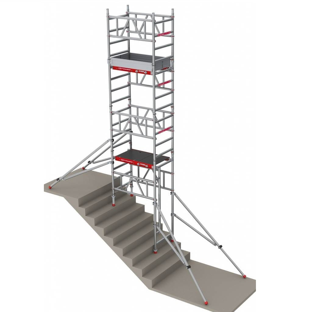 Altrex Altrex MiTOWER Plus stairs