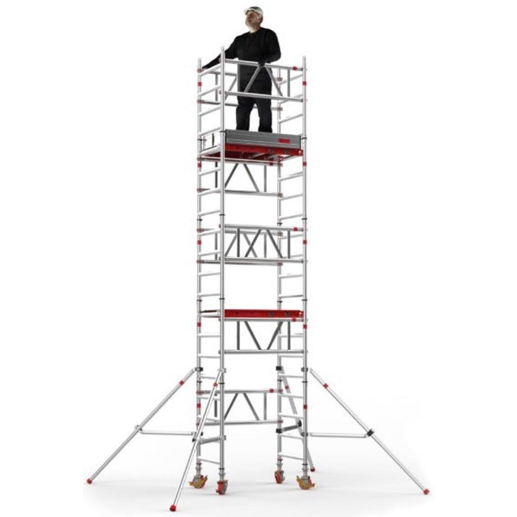 Altrex Altrex MiTOWER hauteur de travail 6 m