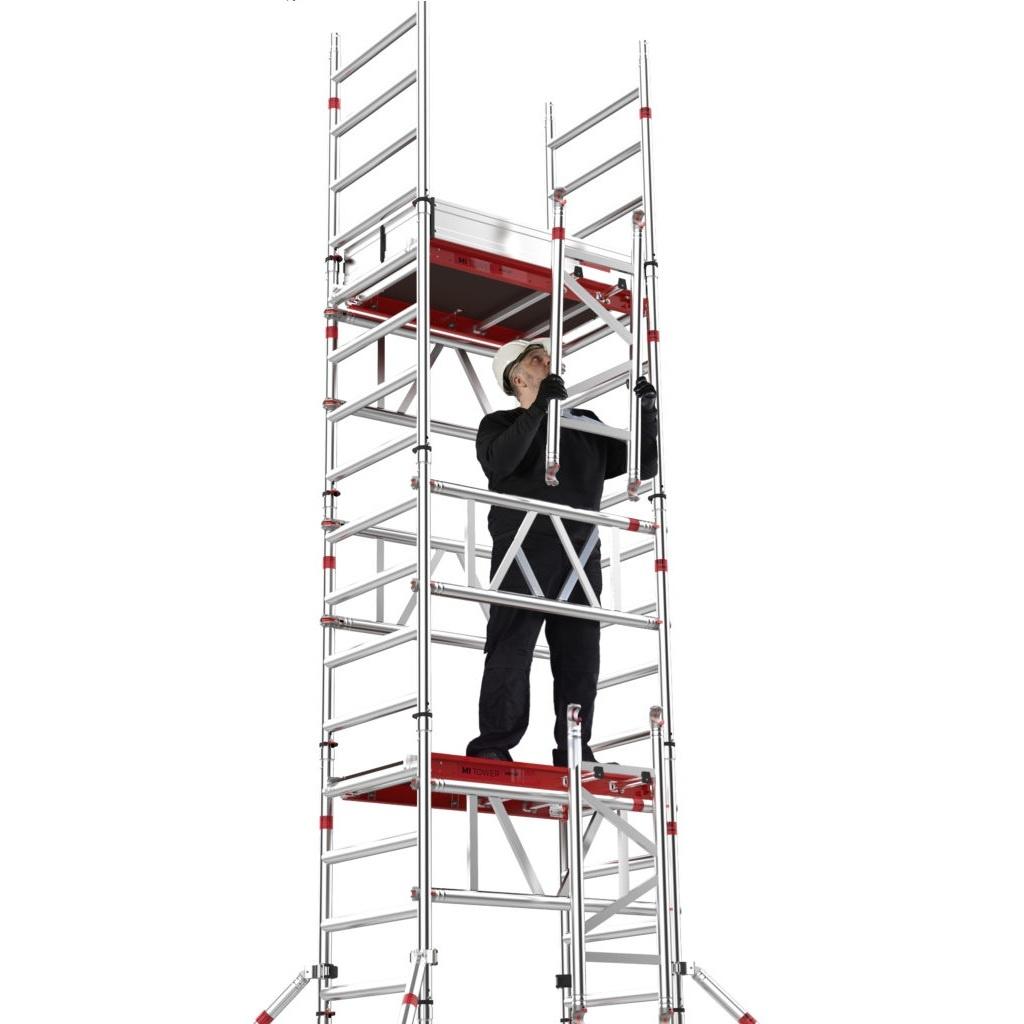 Altrex Altrex MiTOWER werkhoogte 6 m