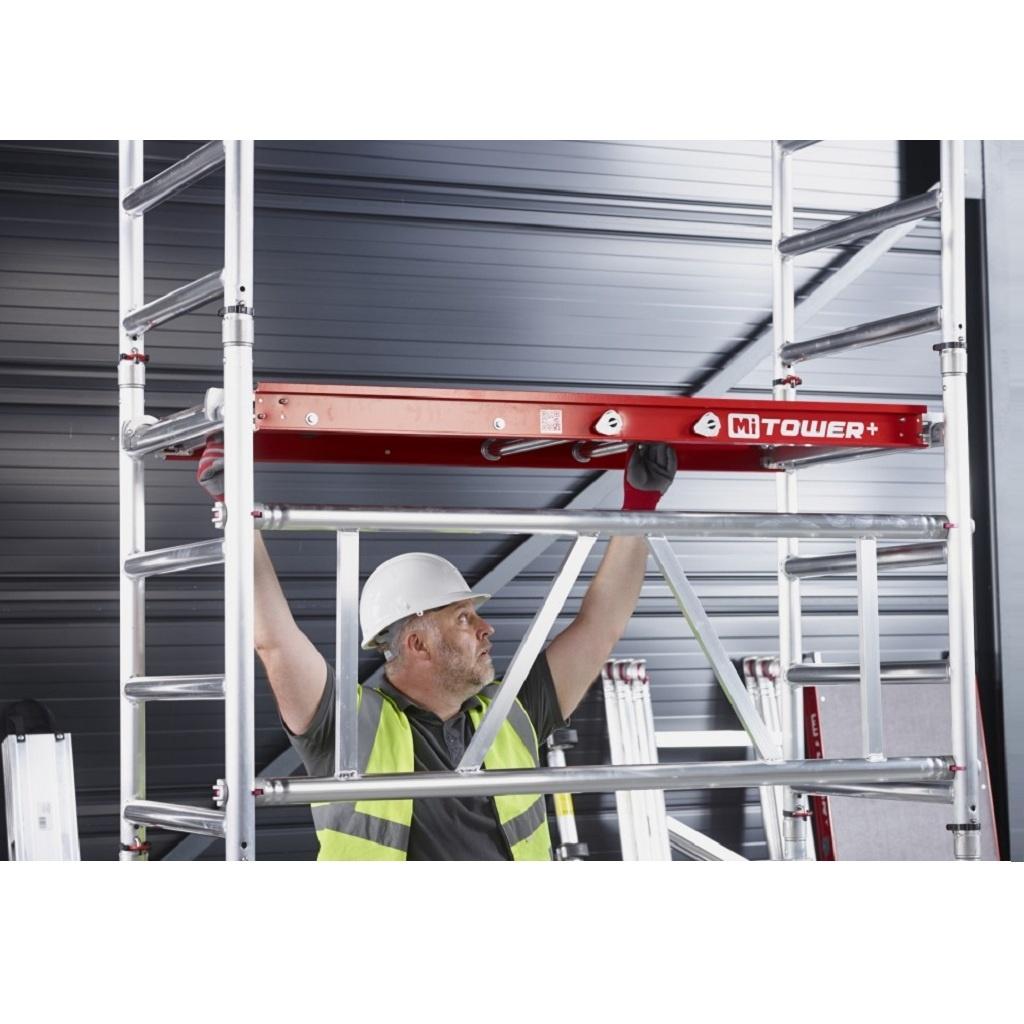 Altrex Altrex MiTOWER Plus werkhoogte 5 m