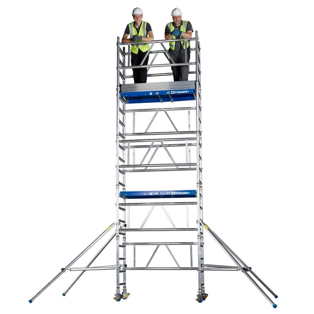 Altrex Altrex MiTOWER Plus Arbeitshöhe 7 m