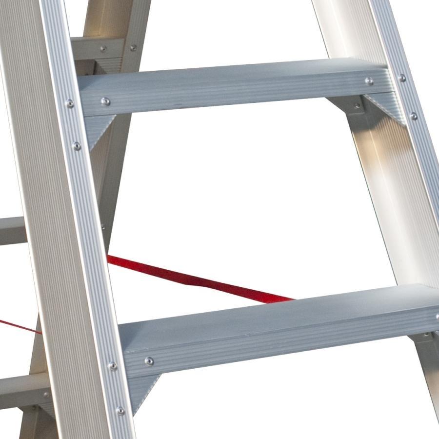 Little Jumbo Little Jumbo SuperPRO Stufen-Doppelleiter 2x10 Sprossen