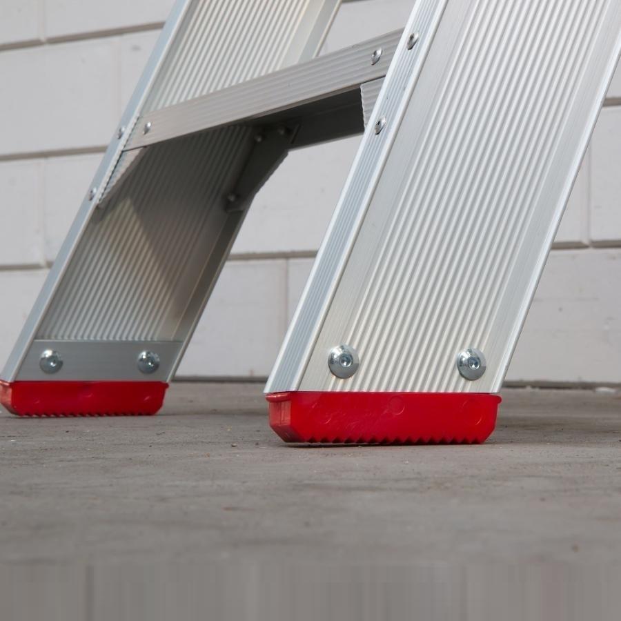 Little Jumbo Little Jumbo SuperPRO Stufen-Doppelleiter 2x6 Sprossen