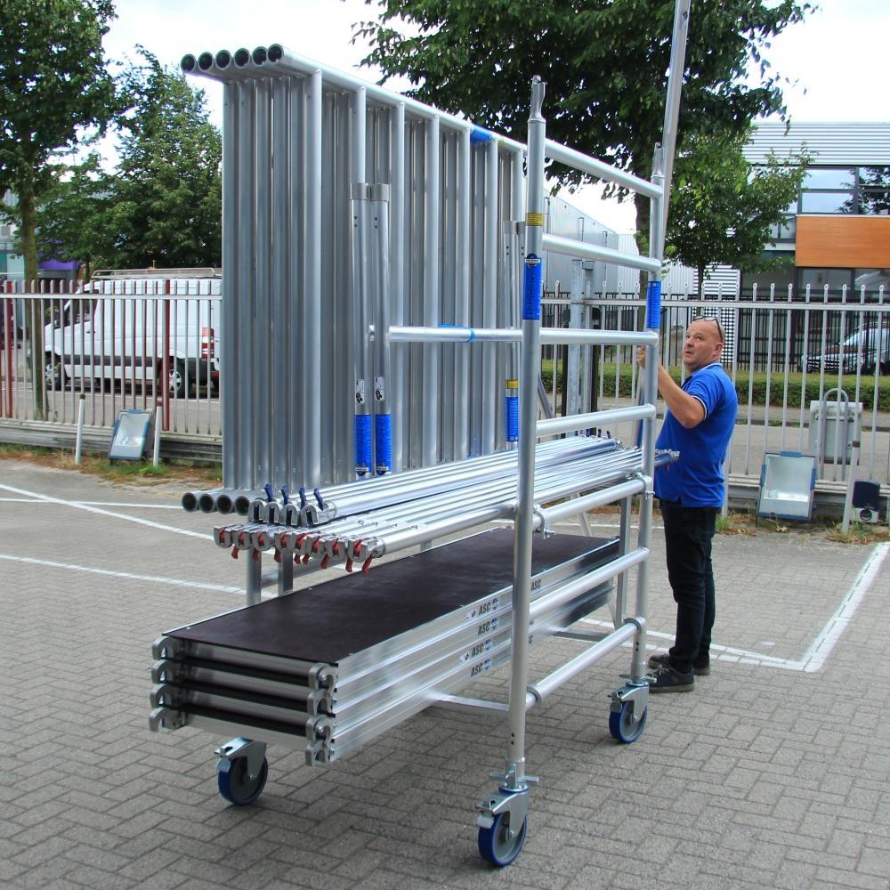 ASC Rolsteiger transportbeugels (2 stuks)