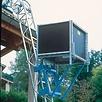 Comabi Ladderlift Apache 13 m met knikstuk