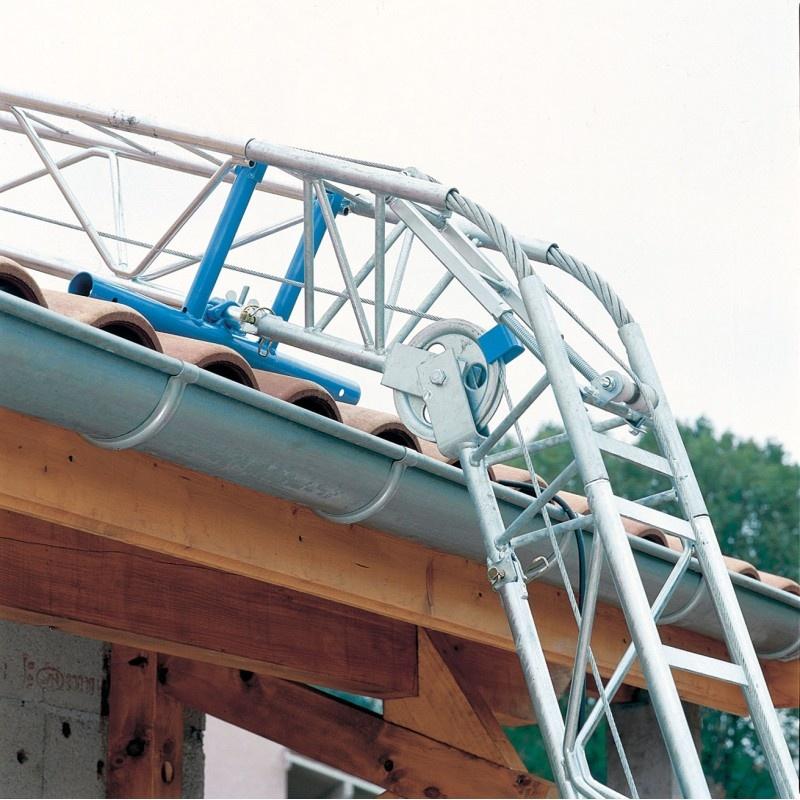 Comabi Ladderlift Apache 15 m met knikstuk