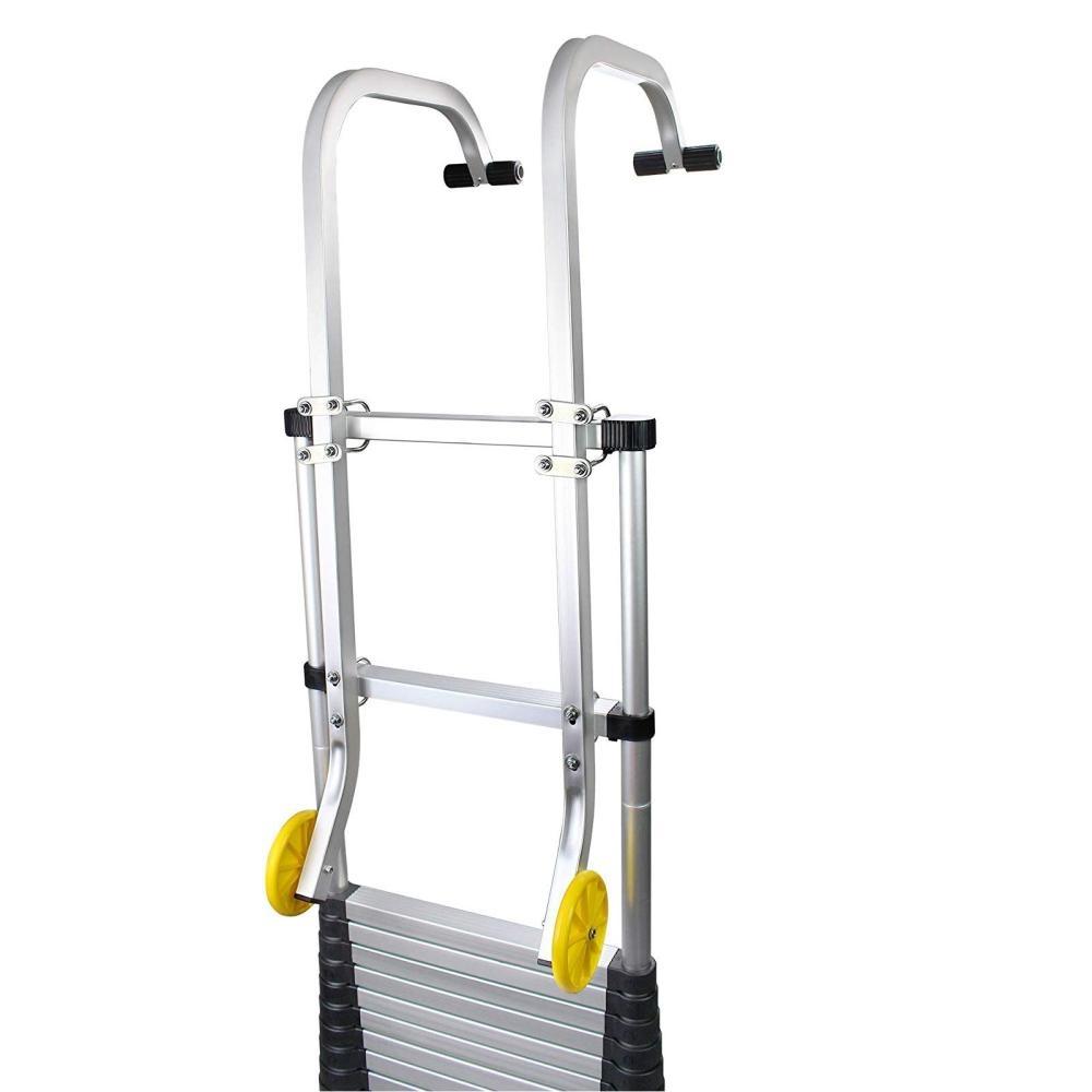 Firstüberwurfbügel - Firsthaltebügel Leiter