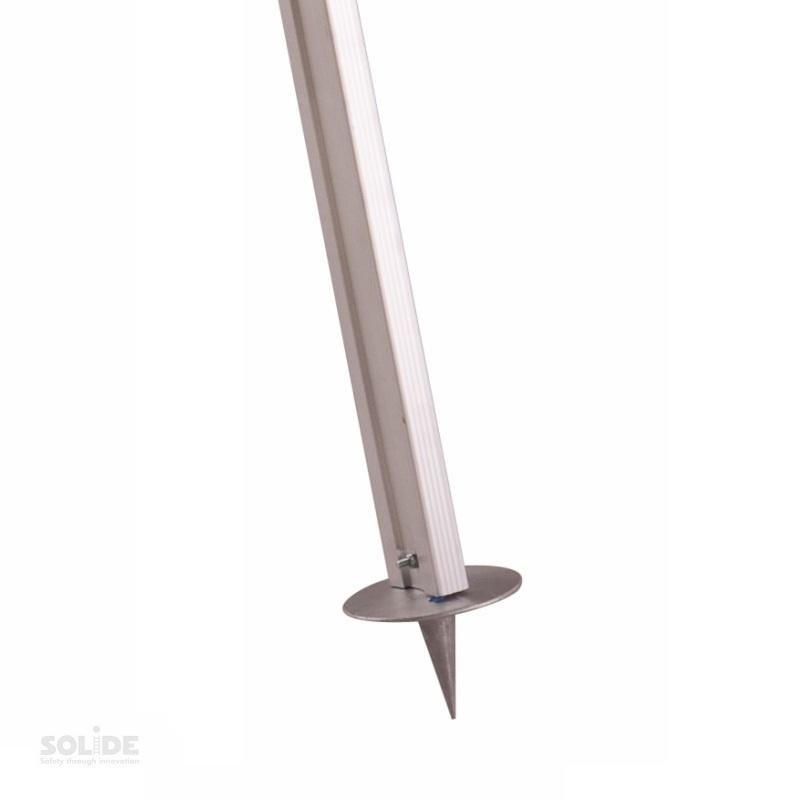 Solide Solide plukladder 10 sporten - 275 cm