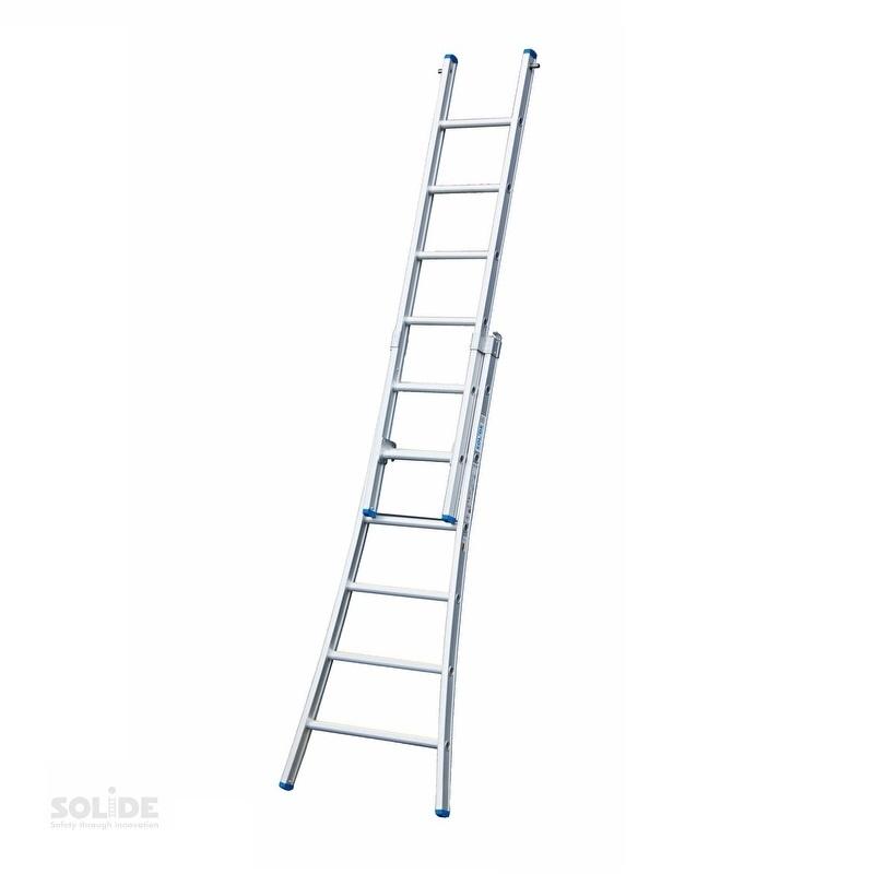 Solide Solide omvormbare ladder 2x6 sporten