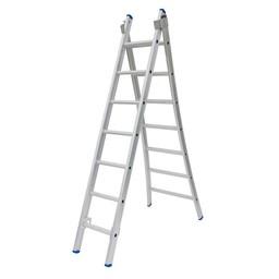 Solide Solide omvormbare ladder 2x7 sporten