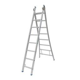 Solide Solide omvormbare ladder 2x8 sporten