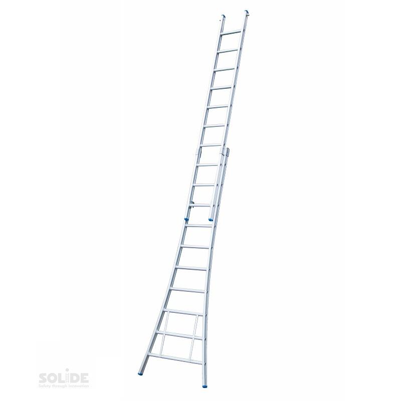 Solide Solide omvormbare ladder 2x10 sporten