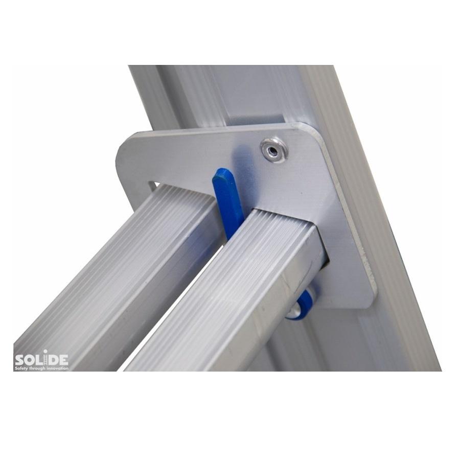 Solide Solide omvormbare ladder 3x14 sporten