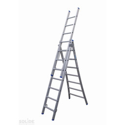 Solide Solide omvormbare ladder 3x7 sporten