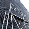 ASC Renovatiesteiger 1,35 x 8,0 x 5,0 m werkhoogte