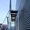 ASC Renovatiesteiger 1,35 x 6,1 x 5,0 m werkhoogte