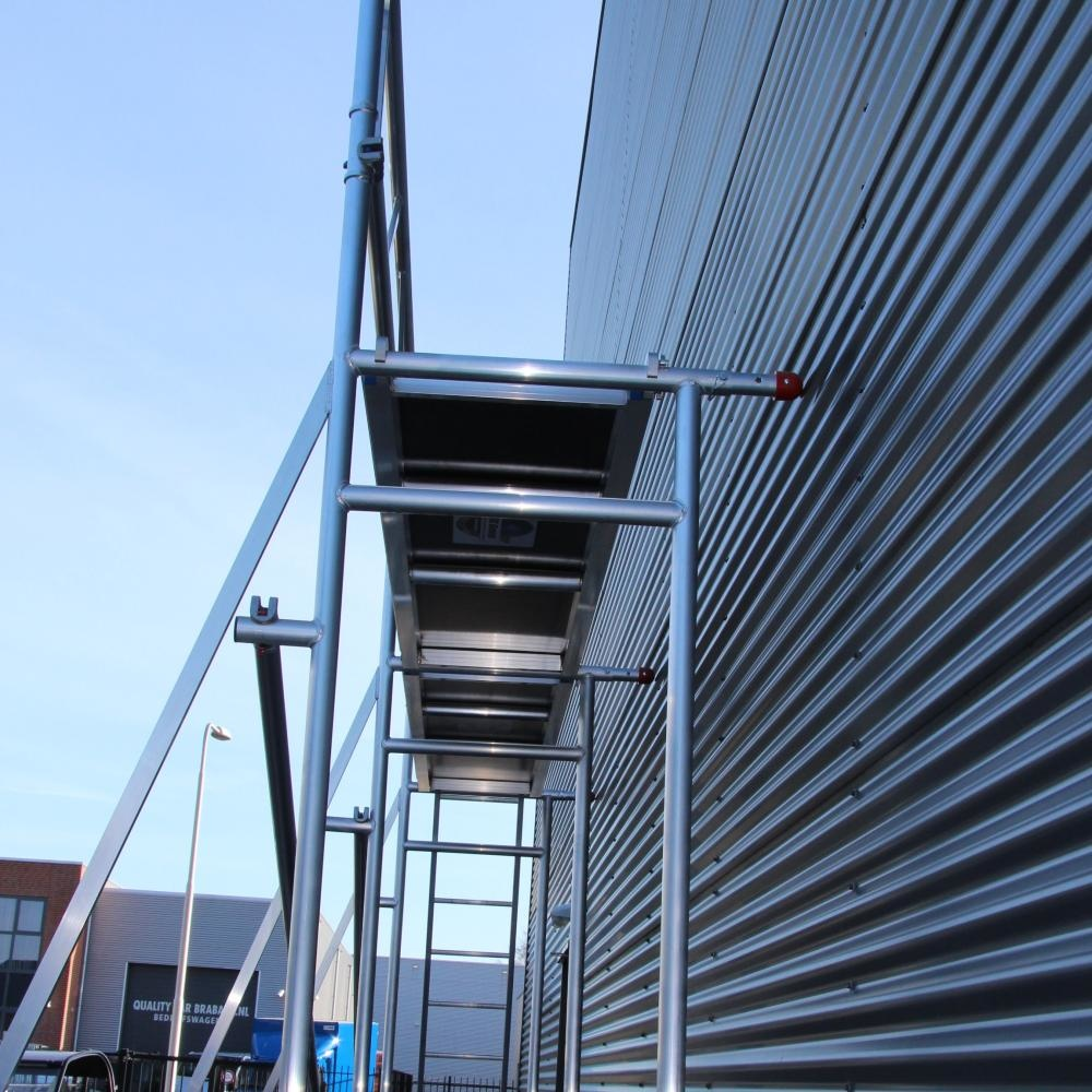 ASC Renovatiesteiger 1,35 x 5,0 x 5,0 m werkhoogte