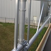 ASC Gevelstelling 75 cm - 9,15 m x 14 m