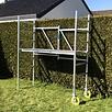 ASC Rollgerüst Garten A-Line arbeitshöhe 3,00 m