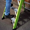 Little Giant Little Giant Safety Cage Podestleiter GFK 8 Stufen