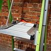 Little Giant Little Giant Safety Cage Podestleiter GFK 10 Stufen