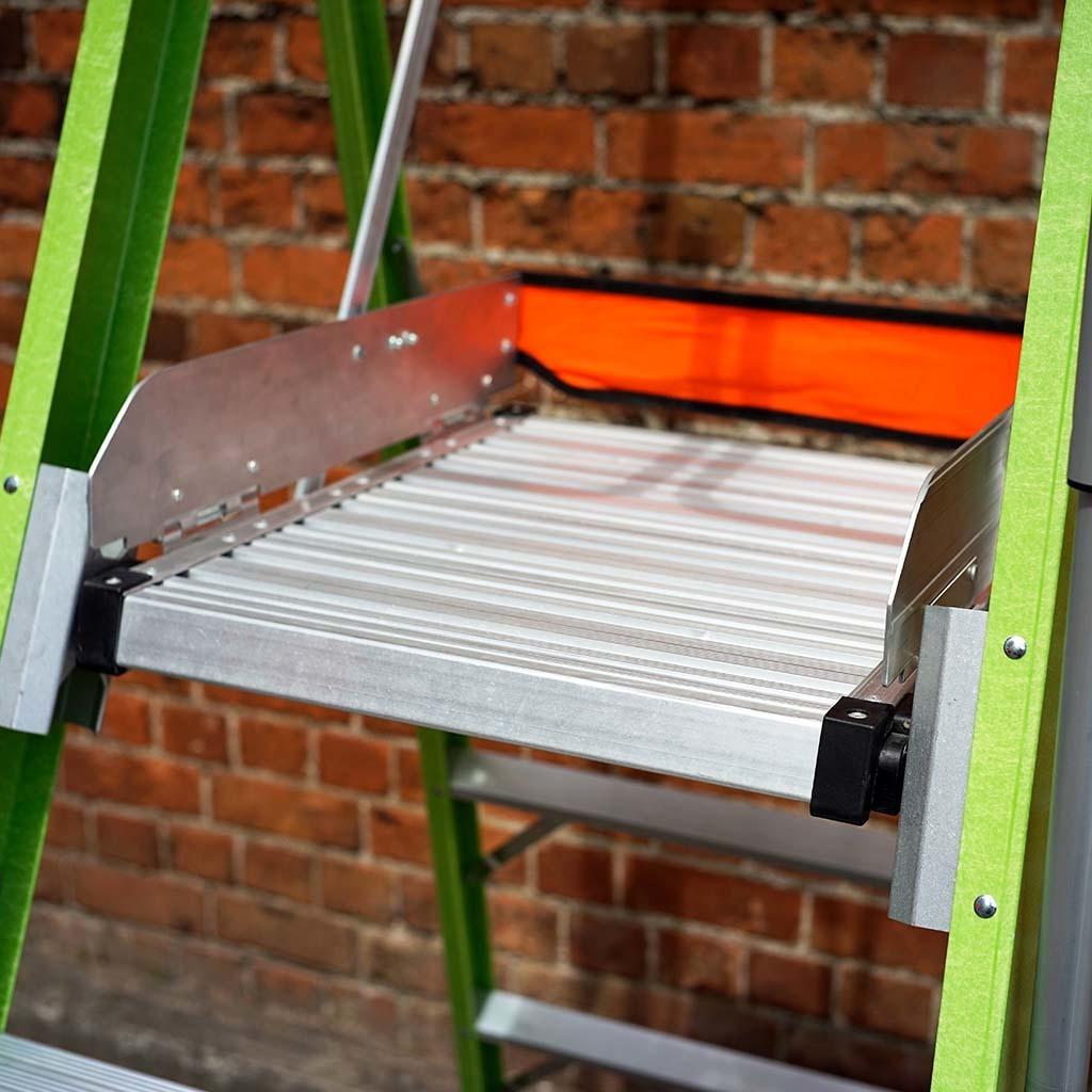 Little Giant Little Giant Safety Cage bordestrap GVK 8 treden