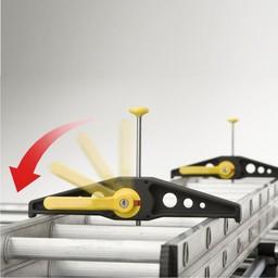 Rhino Products Rhino Leiterhalter Leiter-Klemmsystem (2 stück)