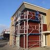 ASC Alu-Fassadengerüst 0,90 m x 6,10 m x 8,00 m