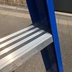 Das Ladders Das Hercules blue trapladder 12 treden ET12B