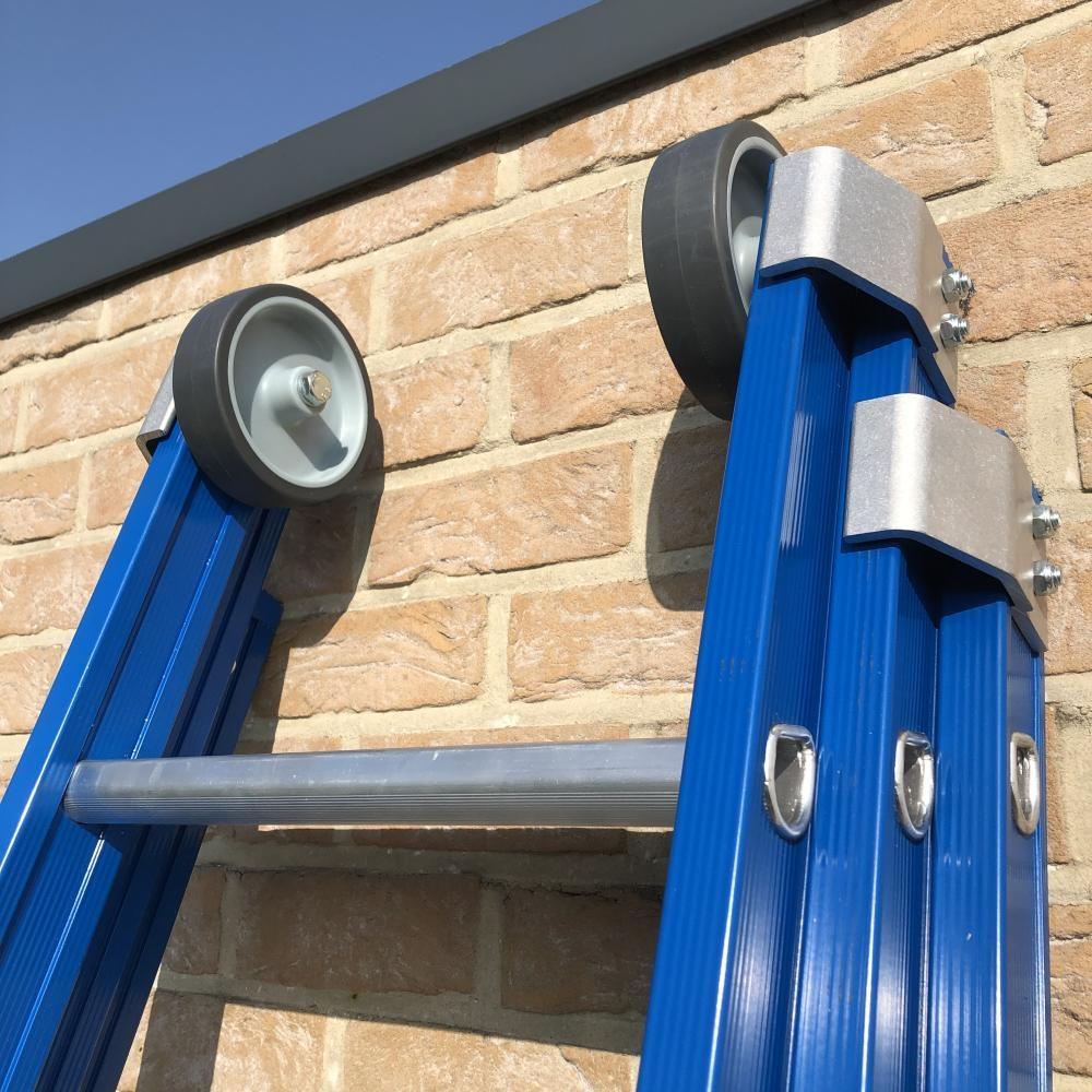 ASC ASC XD ladder 3x16 sporten met stabilisatiebalk