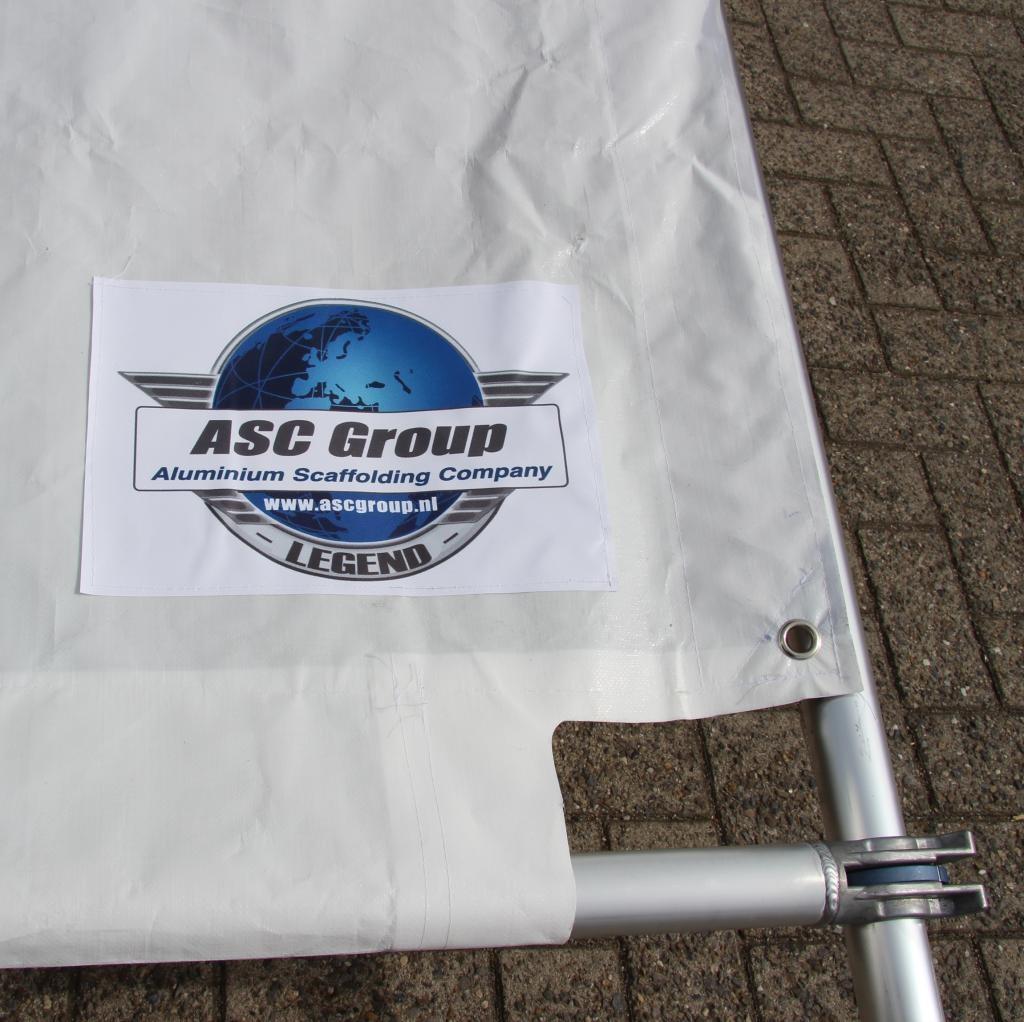 ASC Regenkap - Gootkapstaander 400