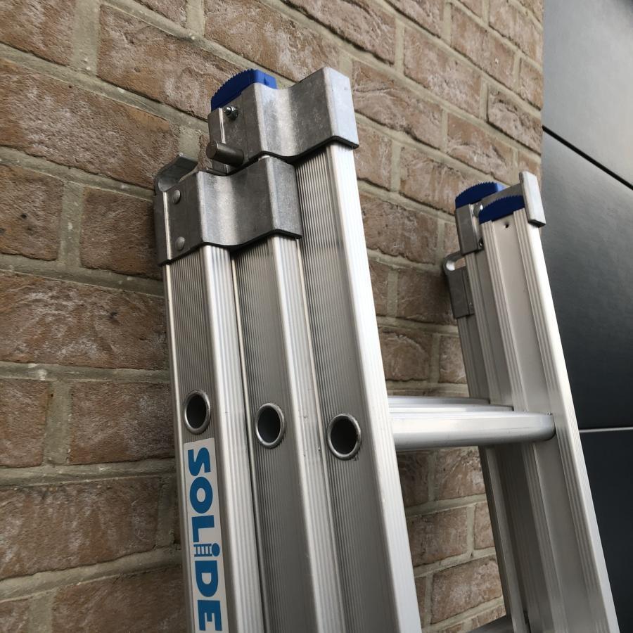 Solide Solide omvormbare ladder 3x8 sporten