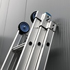 Maxall Maxall 3-delige reform ladder 3x10 sporten