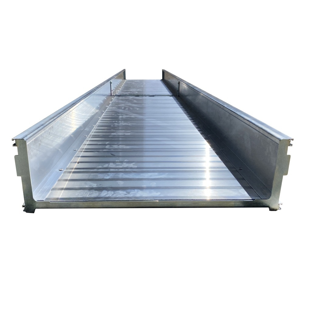 ASC Aluminium loopbrug 5 m