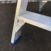 Solide Solide Stufen-Stehleiter beidseitig begehbar 2 x 3 Sprossen DT03