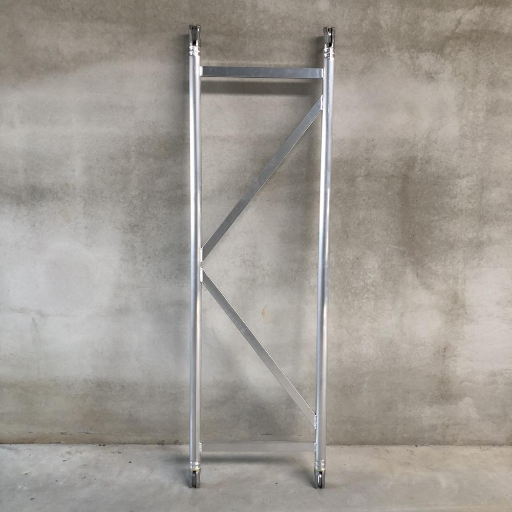 Rolsteiger dubbele horizontaal schoor 190 cm
