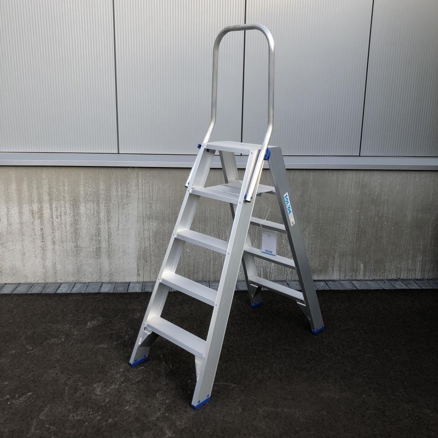 Solide Klappbügel fûr Solide Stufen-Doppelleiter