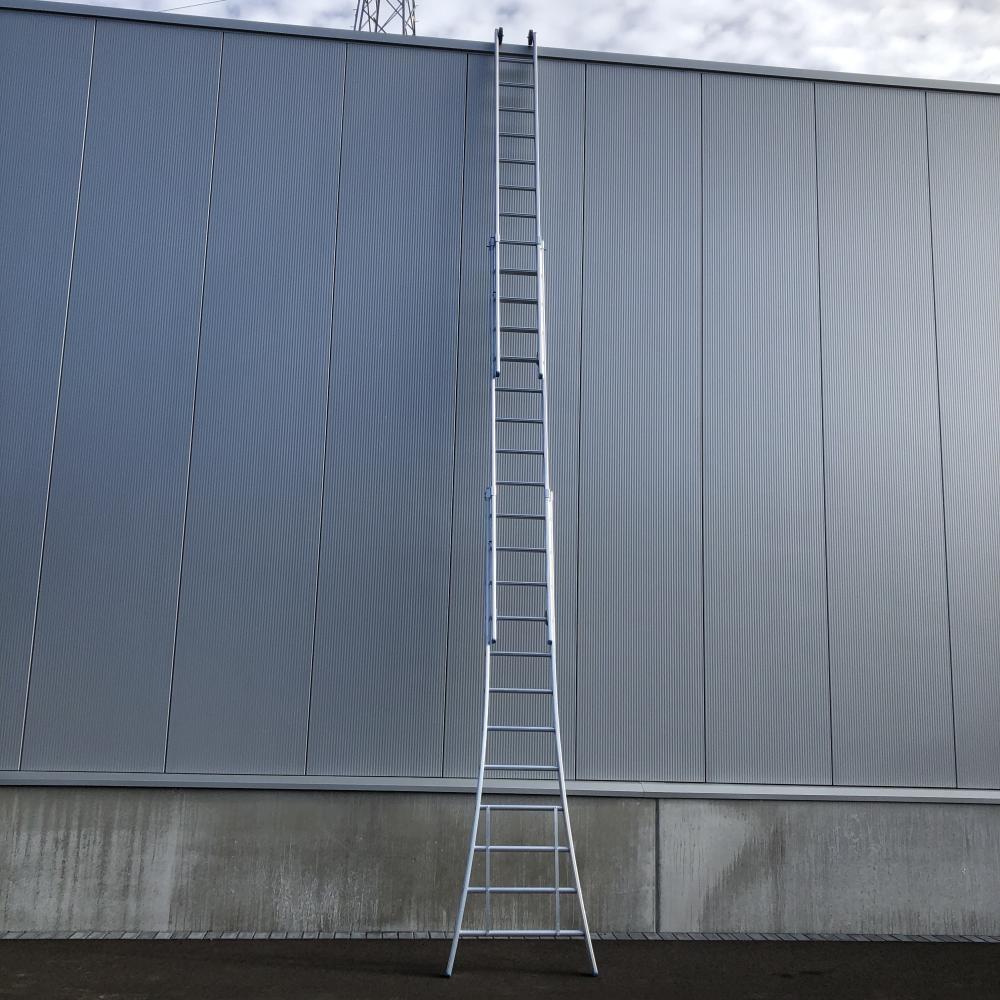 Maxall Maxall 3-delige reform ladder 3x12 sporten