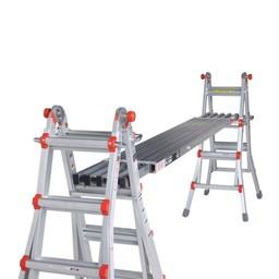 Little Giant Little Giant plancher télescopique 244-396 cm