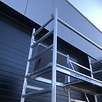 A-line kamersteiger werkhoogte 4,75 m
